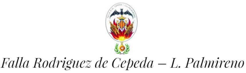 Falla Rodriguez de Cepeda – L. Palmireno